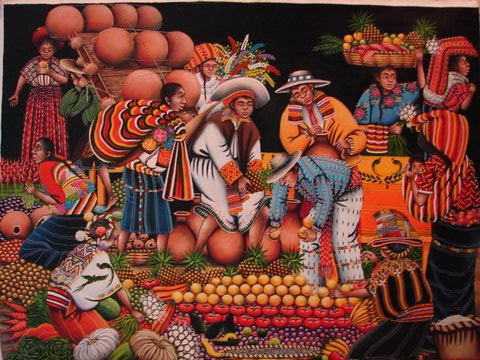 guate painting