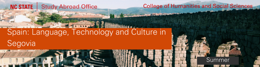 Spain - Language, Technology, and Culture in Segovia