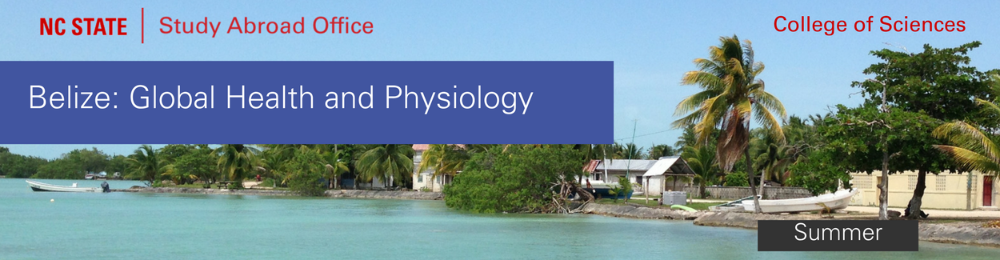 Belize- Global Health and Phys