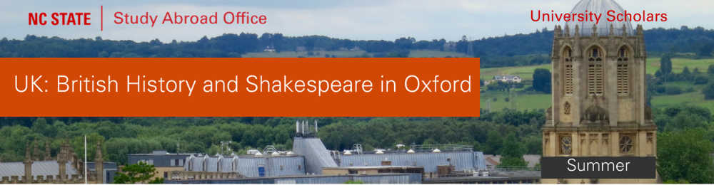 UK: Oxford Brit Hist & Shakesp